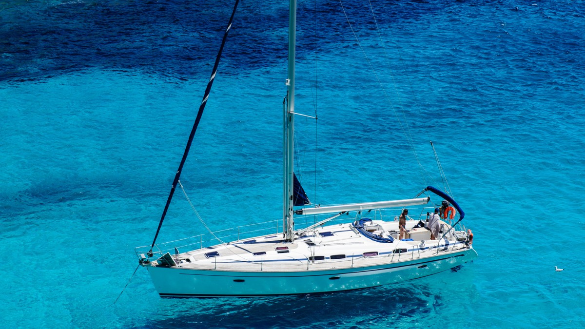 Segeltörn Mallorca - Mitsegeln zwischen den Balearen Mallorca, Ibiza & Menorca