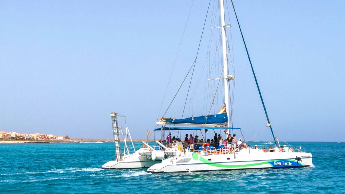 Kapverden Segelurlaub