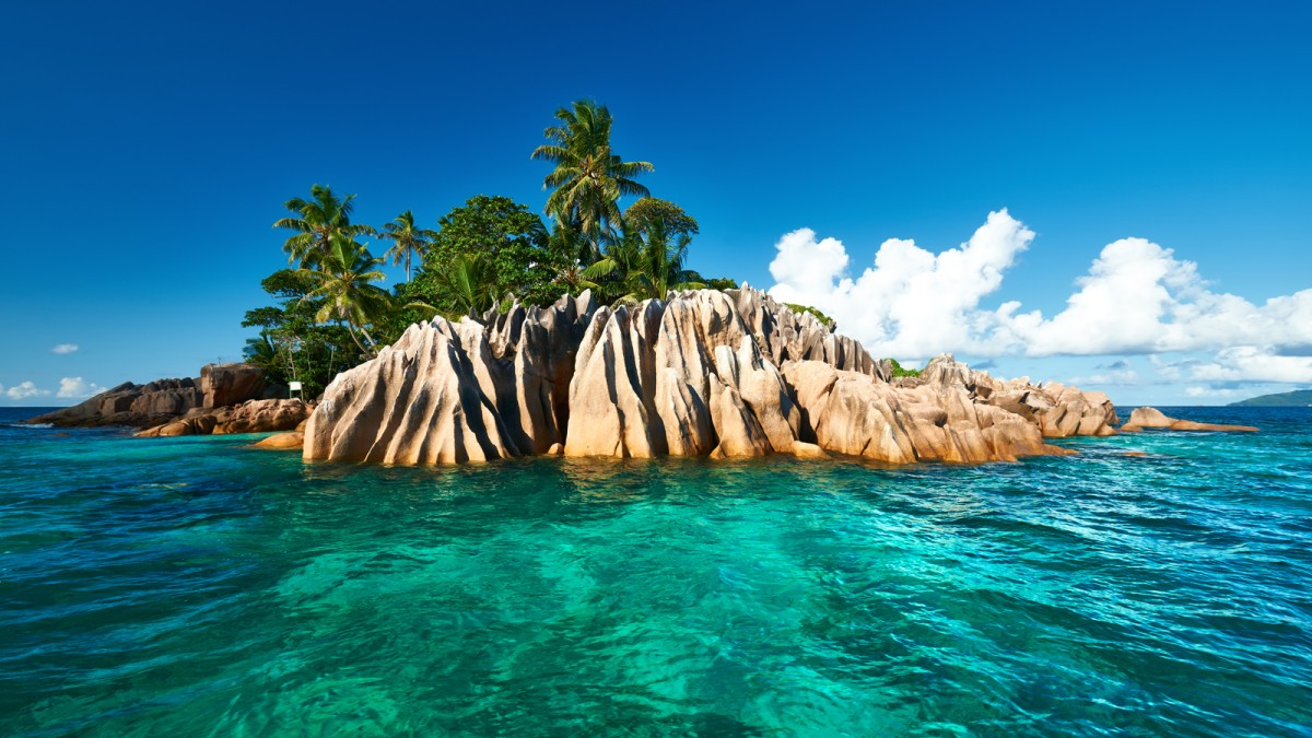 Segelurlaub Seychellen