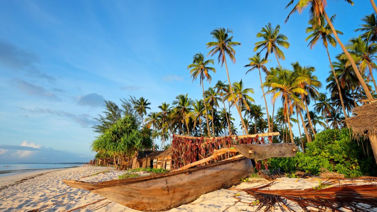 Segeltörns zum Mitsegeln auf Sansibar