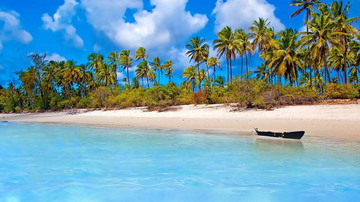 Segelurlaub auf Sansibar