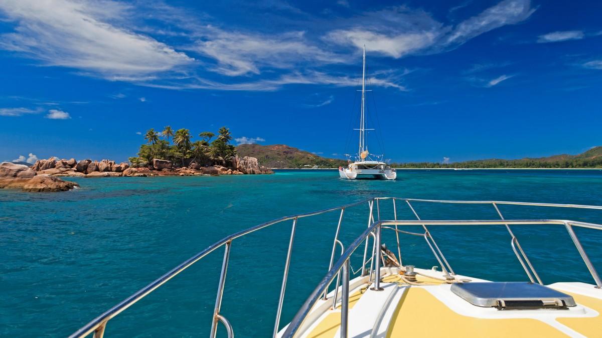 Seychellen Kojencharter-Segeltörns zum Mitsegeln